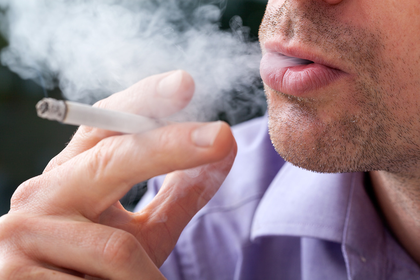 Patienten mit COPD sollten unbedingt mit dem Rauchen aufhören.