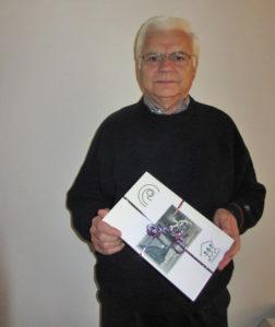 Initiator der Weihnachts-Aktion: Josef Kovarik.