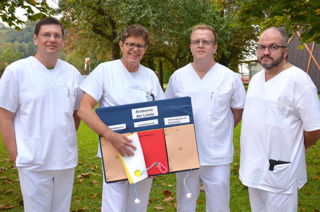 Hernien: Maßgeschneiderte Hernienchirurgie Krankenhaus Vilshofen