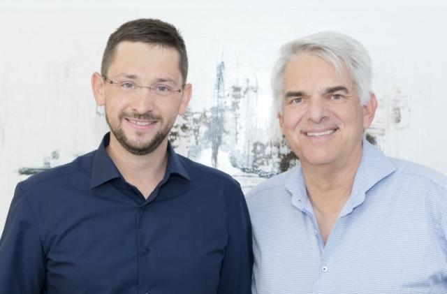Operiert jetzt am Krankenhaus Vilshofen: Gynäkologe Dr. med. Florian Degenhart (li.) und sein Vorgänger Dr. med. Maximilian Hautmann.