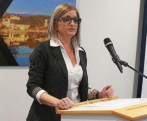 BGM-Beauftragte der Landkreiskliniken: Tanja Deragisch.