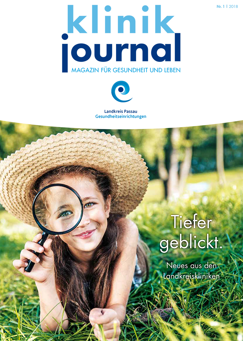 Klinik Journal Cover 1-2018