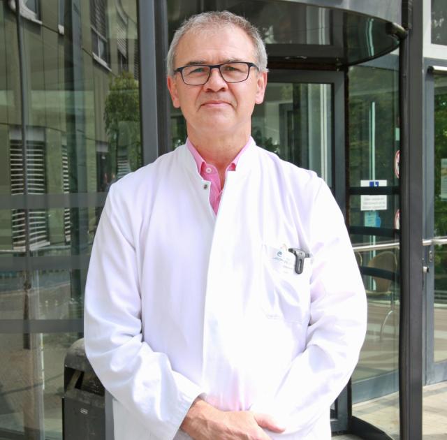 PD Dr. med. Carl Zülke leitet seit Mai die Allgemein- und Viszeralchirurgie/Proktologie am Krankenhaus Rotthalmünster.