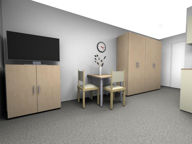 Appartements Rotthalmünster Klinikpersonal Krankenpflegeschule