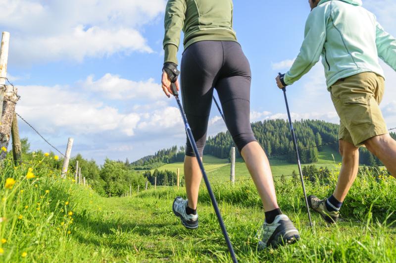 Gleichmäßige Bewegung wirkt Venenleiden entgegen. (Foto: ARochau/fotolia.com)