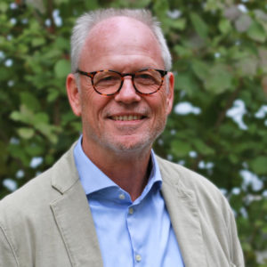 Dr. Schmitt Leitender Arzt Psychosomatik Krankenhaus Wegscheid