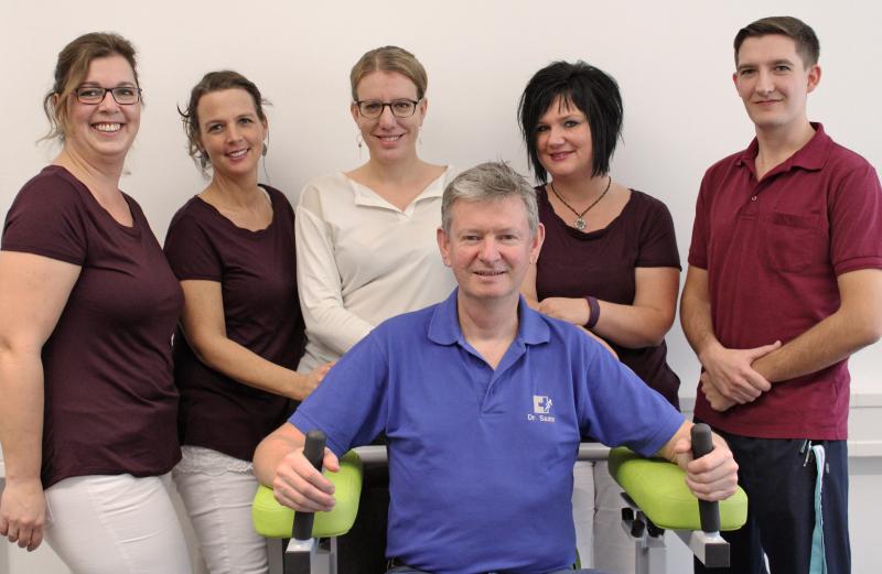Team Schmerztherapie Aidenbach Dr. Saam
