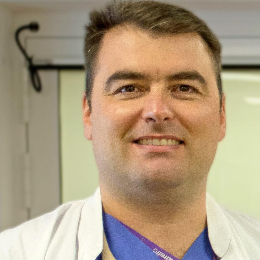 Dr. Boris Ivanov Herzkatheterlabor Krankenhaus Vilshofen