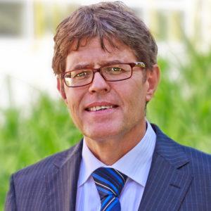 Dr. Michael Zitzelsberger, Chefarzt der Allgemeinchirurgie Vilszeralchirurgie Vilshofen