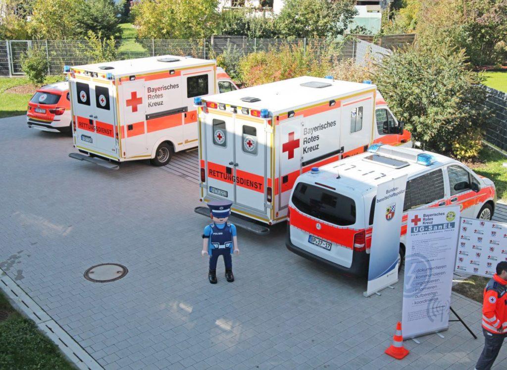 BRK-Vilshofener Notfalltag
