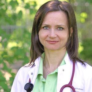 Dr. med. Monica Rusticeanu, neue Chefärztin Innere Medizin, Krankenhaus Vilshofen