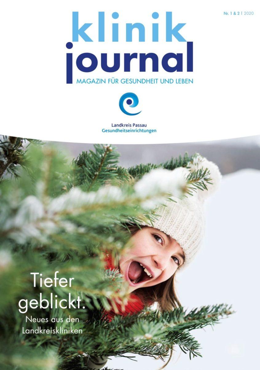Klinik Journal 2020_Deckblatt